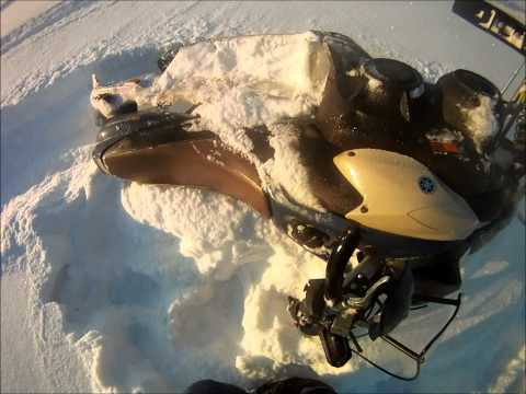 Yamaha phazer fx 500 small powder