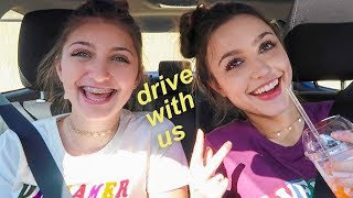 Drive with Us ft. Sydney Serena