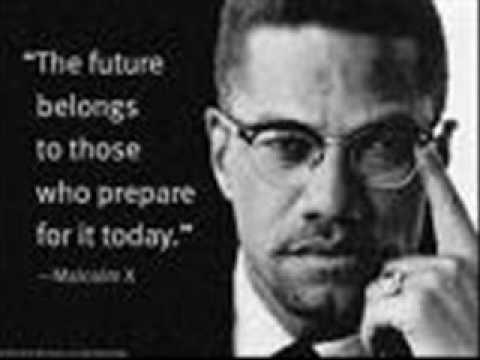 Malcolm X On Black Power