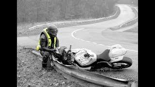 Аварии мотоциклистов.МОТО ДТП. Motorcycle crash.