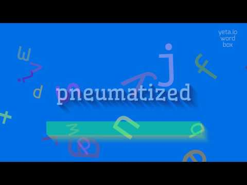 """How to say """"pneumatized""""! (High Quality Voices)"""