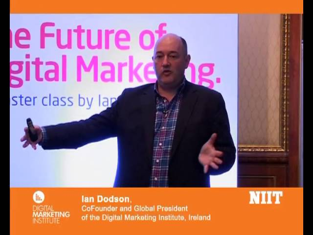 Marketing Needs an Influx of Trained Digital Professionals - YouTube