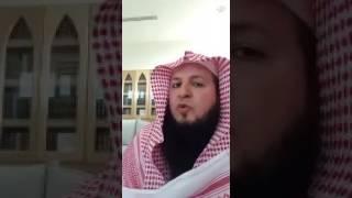خطيب جامع «الوابل» برياض الخبراء يرد على متهميه بتهنئة فريق لكرة القدم (فيديو)