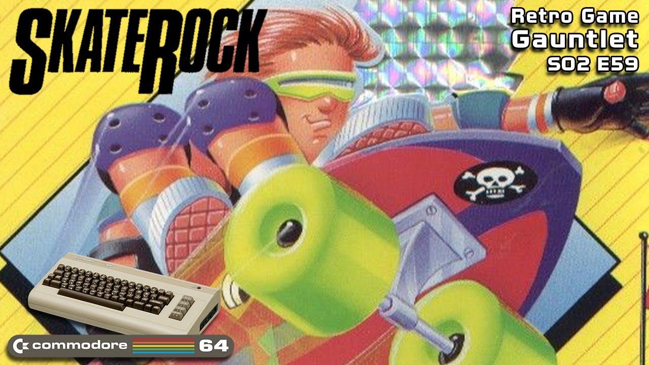 RGG S02E59 - Skate Rock [C64] - Part 2/2