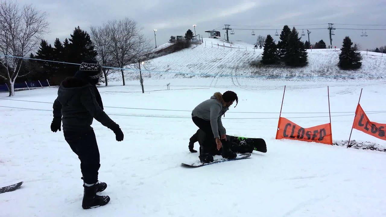 2012-2013 snowboarding at villa olivia ski resort - youtube