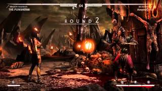 [MKX] Online Matches - Tanya part 1