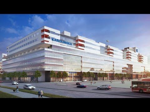 Delivering New Karolinska Solna Hospital with BIM | The B1M
