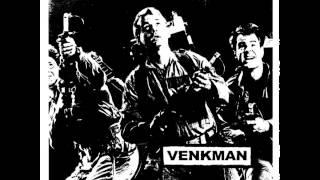 "Venkman - s/t 7"" [2013]"