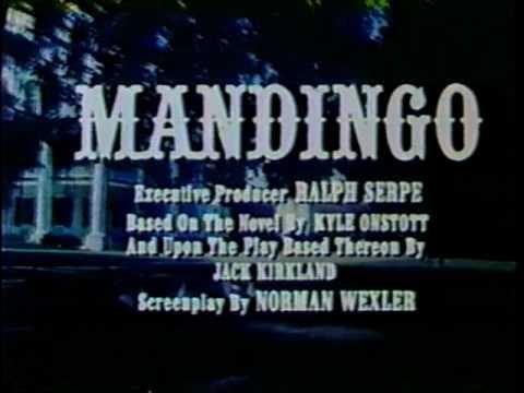 Mandingo 1975 theatrical trailer