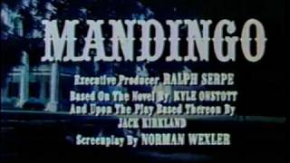 Mandingo 1975 theatrical trailer