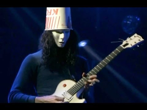 Buckethead - SoothSayer HD LIVE