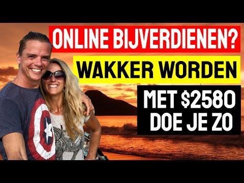 Online Geld Verdienen Vanuit Huis – Bijverdienen in 2021