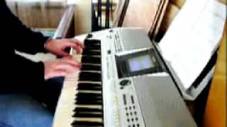 Fly Me to the Moon Played on the Yamaha PSR-S900