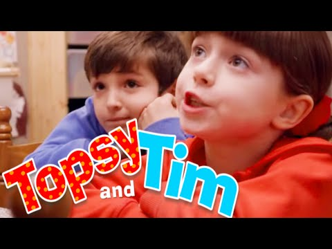 Topsy & Tim 223 - SCHOOL RUN | Topsy and Tim Full Episodes
