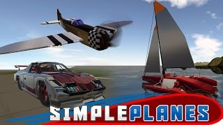 simpleplanes best creations tanks cars boats and more simple planes gameplay funny moments
