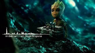 I am Groot Ringtone ever!