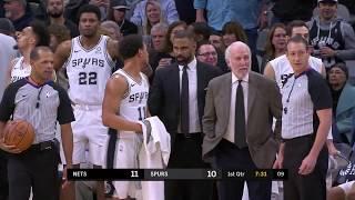 San Antonio Spurs Fans Start
