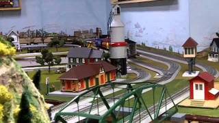 Скачать Toy Train Layout Heaven