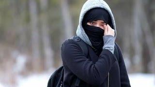 شاهد اليمنية ندى علي تحكي قصتها مع اللجوء في كندا وامريكا وكيف تعاملت معها السلطات الكندية