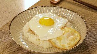 간단한 요리 | 간장계란밥 만들기 | 쉬운 계란요리 |…