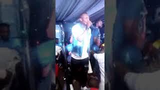 Don Cliff Performing in Benin City Edo State