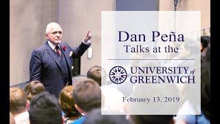 University of Greenwich Talk (2019)
