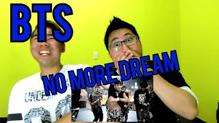 BTS(방탄소년단) - No More Dream(노 모어 드림) MV REACTION (FUNNY FANBOYS)