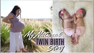 NATURAL TWIN LABOR & DELIVERY (Vegan Pregnancy)