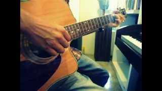 คิดถึงฉันไหมเวลาที่เธอ - Guitar Karaoke