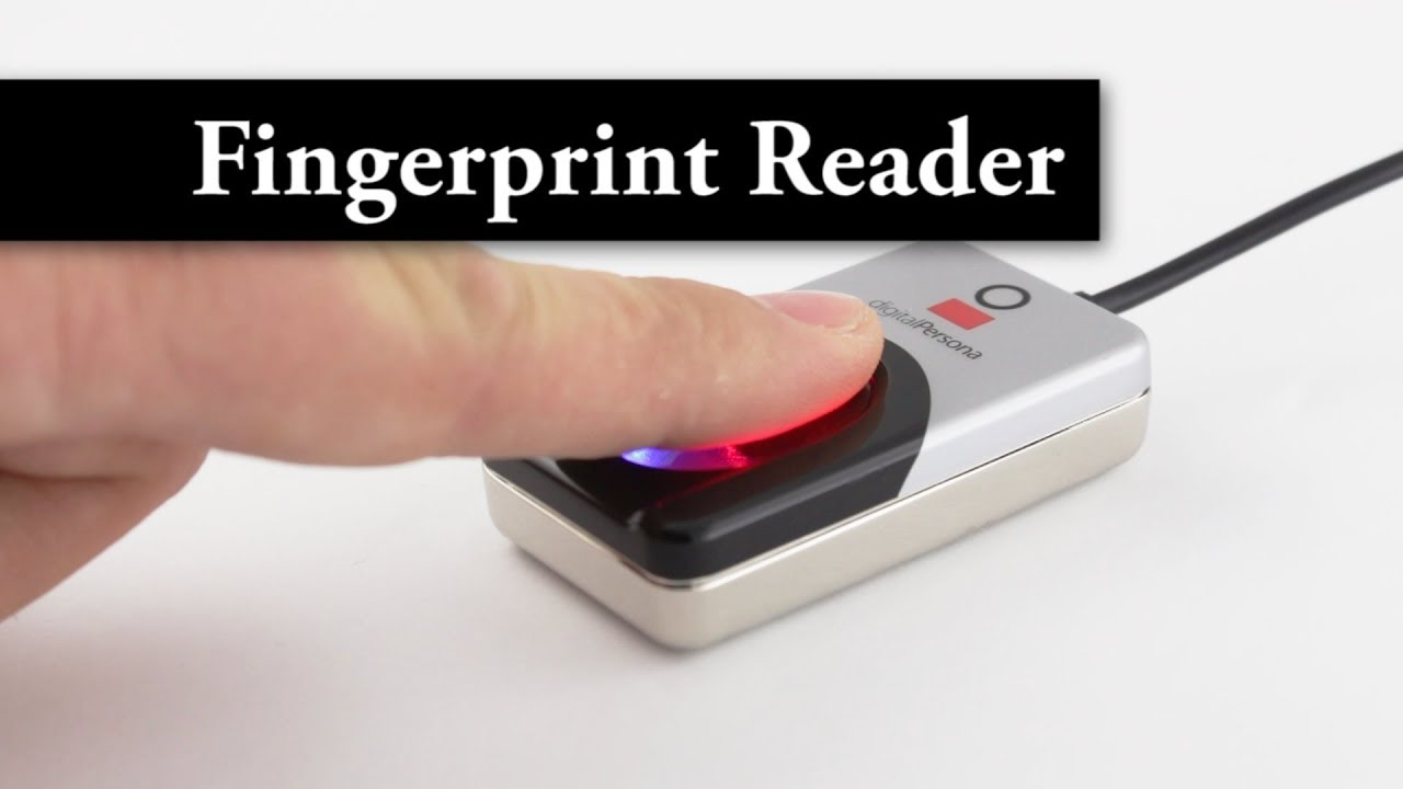DRIVER FOR DIGITAL PERSONA FINGERPRINT READER 4000B