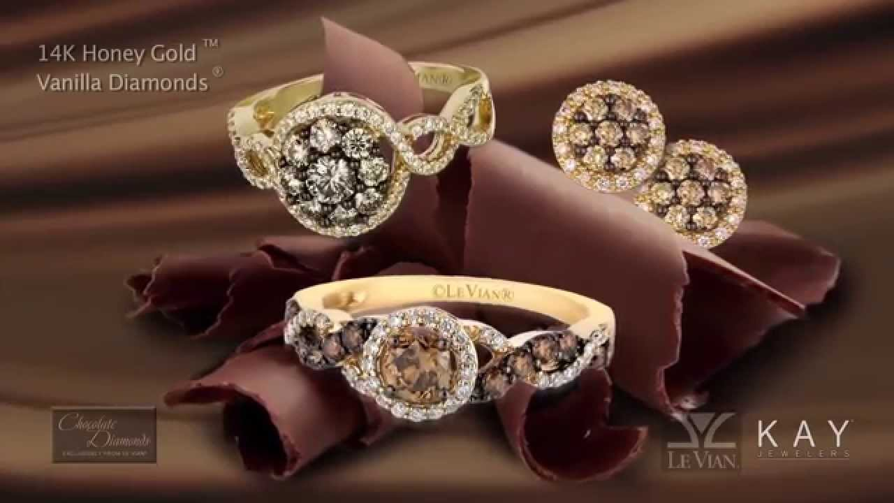 le bridal w levian picture gold rings rose of chocolate ct pre wedding white vian owned diamond