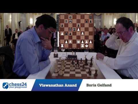 Anand vs. Gelfand - Zürich Chess Challenge 2014 - Blitz Tournament