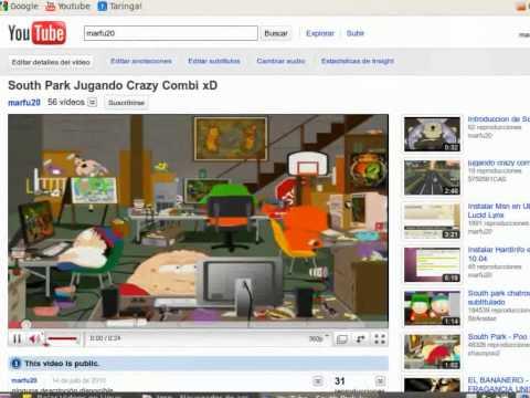 Bajar Videos de Youtube, megavideo , etc   en Ubuntu