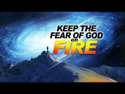 Attributes of God - Keep the Fear of God on Fire - Bong Saquing