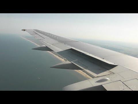 British Airways BA2758 London Gatwick (LGW) - Amsterdam (AMS) Boeing 737-400 G-DOCN [1080p HD]
