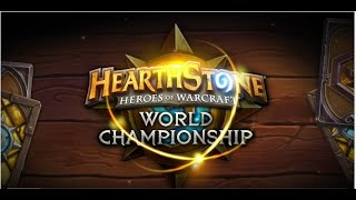 Hotform vs Neilyo - Match 19 - Hearthstone World Championship 2015 | Decider Bracket | Group C