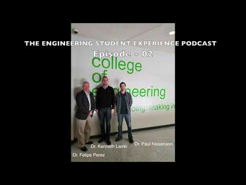 The Engineering Student Experience Podcast (02) - What is Civil Engineering?