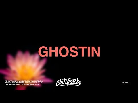 Ariana Grande - ghostin (Lyrics)