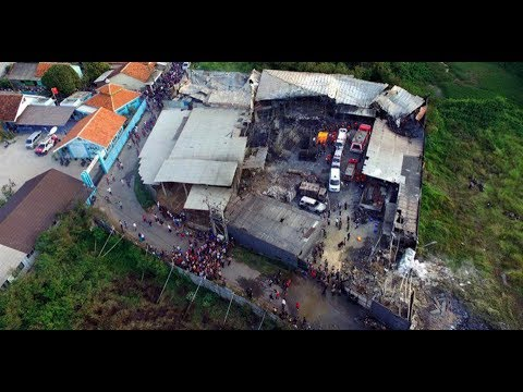 Tangerang fireworks  factory explodes, killing 47