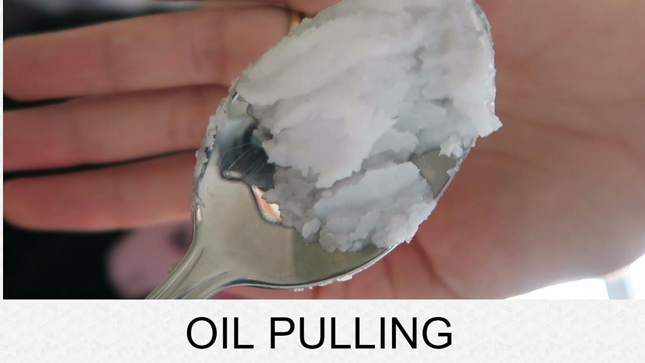 Wonderlijk OIL PULLING, Hoe ik het doe en mijn ervaring ermee   SANDRA van VL-73