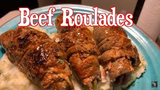 How to make Delicious Beef rouladen