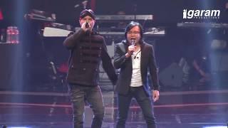 KONSER LARUT DALAM HARMONY 2018 - DEWA 19 Feat. ARI LASSO