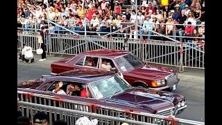 Hermosos vehículos engalanan la Feria de Cali en el Desfile de Autos Clásicos