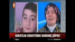 Beratcan'ın katil zanlısı bakın kim çıktı! ---24 - 03 - 2016 - Beratcan'ın katil zanlısı bakın kim çıktı! Batcan'ın cesedine Tuzla yakınlarındaki bir sulakta ulaşıldı. Peki Beratcan'ı kim neden öldürdü. Otopsi raporuna göre ...