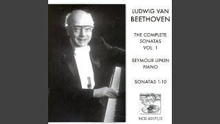 Sonata no. 1 in F minor, op. 2, no. 1: IV. Prestissimo (Beethoven)