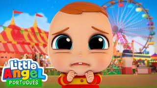 Joãozinho Perdido no Circo e Muito Mais! 🎪 | Especial Dia das Crianças 🥳 | Little Angel Português