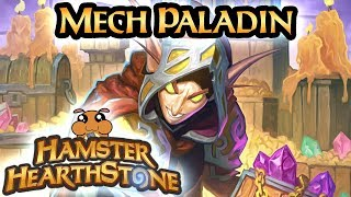 [ Hearthstone S62 ] Mech Paladin - Rise of Shadows