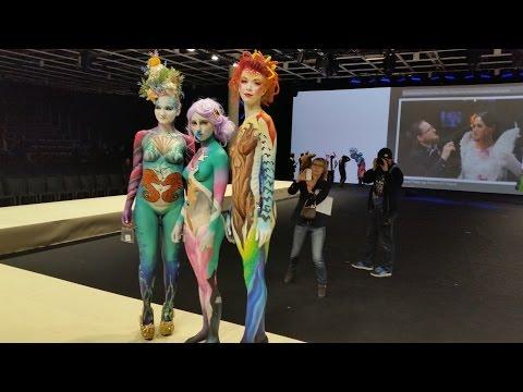 Helsinki Bodypainting Competition 2015 4K Ultra HD