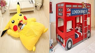 Most Unusual Beds You Have Never Seen Before #2