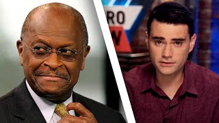 Ben Shapiro Comments on Herman Cain's COVID-related Death